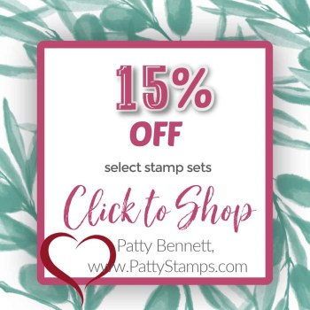 Stamp Set Sale Today Only!