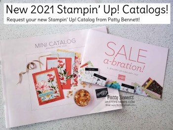 How to get a January – June 2021 Stampin' Up! Catalog