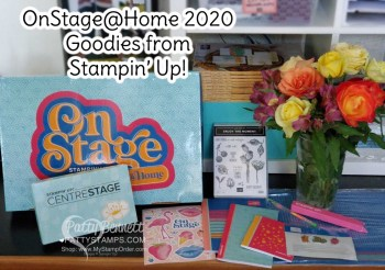 Ready for Stampin' Up! OnStage@Home 2020
