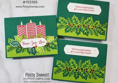 Sweetest Time Bundle Christmas Card Idea