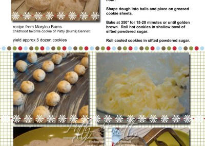 2 Favorite Christmas Cookie Recipes