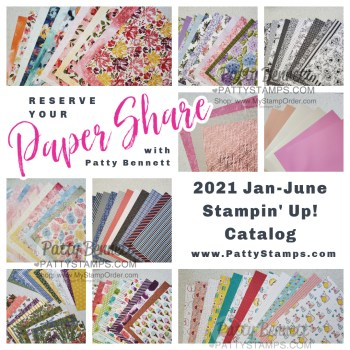2021 Paper Share Reservations Open!