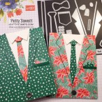 Suit and Tie die Not So Ugly Christmas Suit cards featuring Stampin