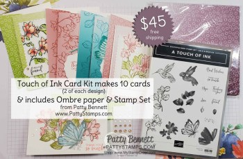 Special Offer: Touch of Ink Card Kits
