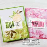 Biggest Wish stamp set and Expressions in Ink Suite from Stampin