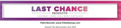 Retiring Products On Sale!