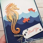 Seascape bundle from Stampin