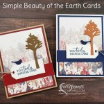 Quick and Easy cards featuring Stampin