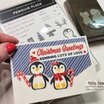 Penguin Place bundle featuring stamp set and punch from Stampin