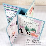 Pinwheel Tower Card featuring Stampin