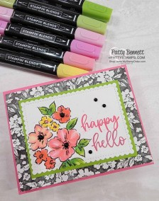 Beautifully Penned Sale-a-Bration paper card ideas