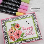 Trifold Card idea featuring Stampin