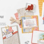 Harvest Meadow Suite from Stampin