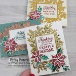 3 Christmas Card Ideas for the Stampin