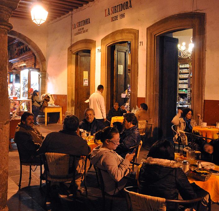 La Surtidora Restaurante   Caf  Bar  Restaurante