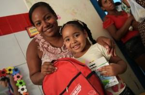 Entrega de kits escolares, ordem de serviço e postos de saúde mais tecnológicos marcam semana em Paudalho