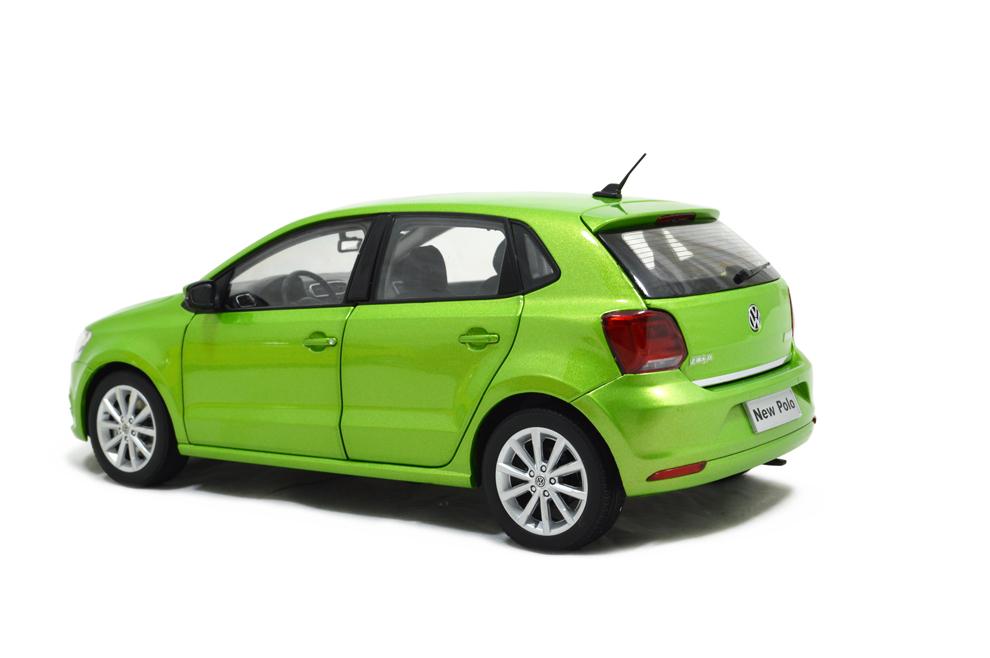 VW Volkswagen Polo 2014 118 Scale Diecast Model Car Wholesale  Paudi Model