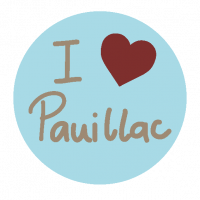 I love Pauillac-patrimoine