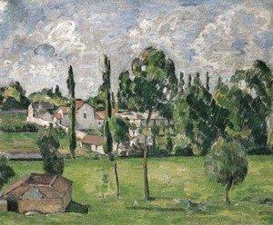 Paul Cezanne  The Complete Works  Maisons dans la