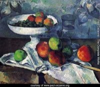 Paul Cezanne - The Complete Works - Still Life with Fruit ...