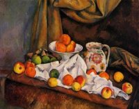 Paul Cezanne - The Complete Works - Still Life With Apples ...
