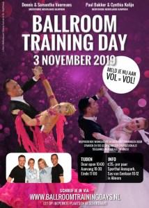 Lees meer over het artikel Ballroom Training Day