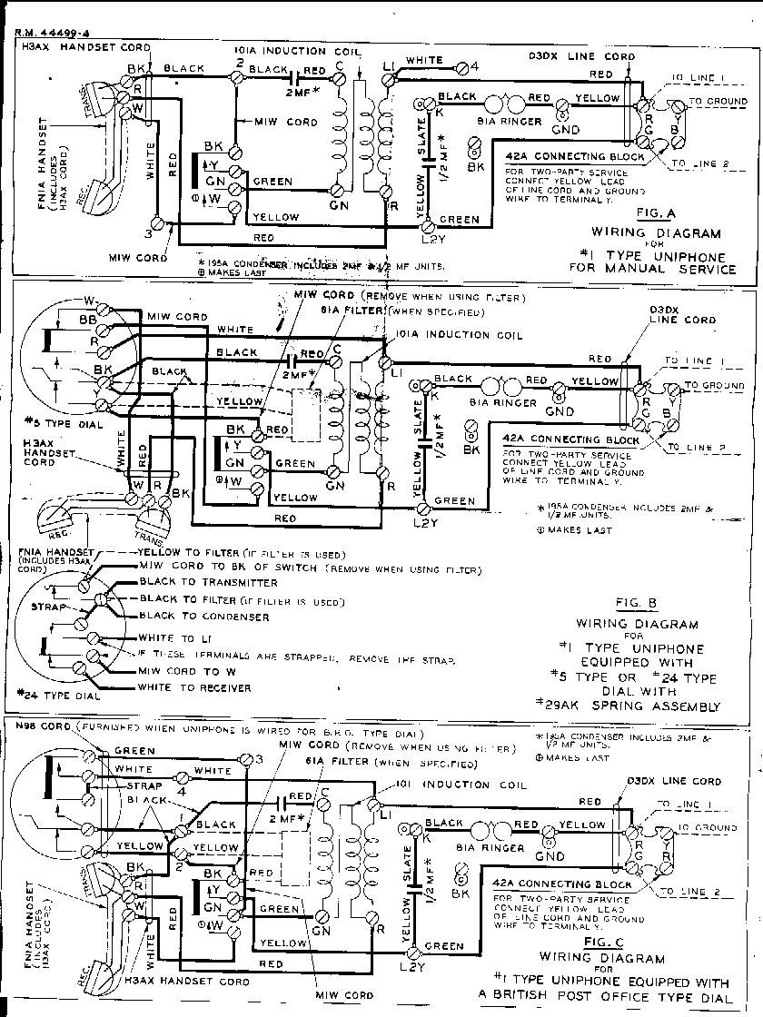 hight resolution of dial phone wiring diagram