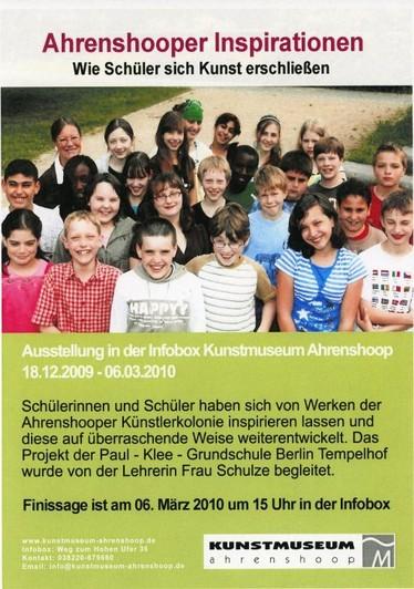 0910 6b Ahrenshoop  PaulKleeGrundschule Berlin