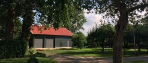 Loohavenweg, kapschuur. Architect Enschede Markelo Hengelo Haaksbergen Almelo Oldenzaal Borne.