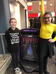 photo of trip to Pippin the Musical