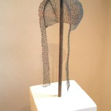 For Your Own Good, 60x30x30cm, electrical wire stripped from a vacuum cleaner (2009)