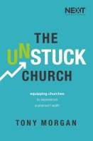 The Unstuck Church: An Interview with Tony Morgan