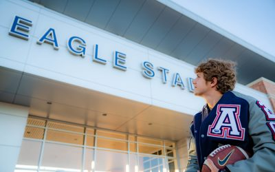 It's Showtime!  A Wonderful Senior Session with Haden Showalter