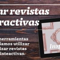 Herramientas para crear revistas digitales