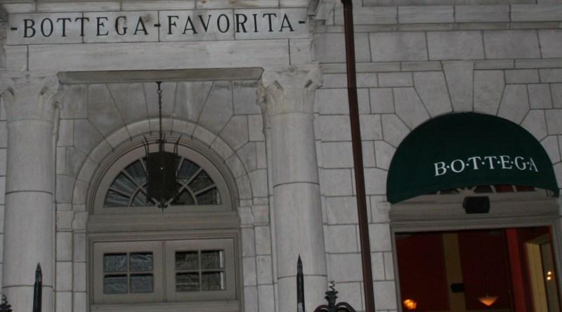 Bottega's impressive architecture