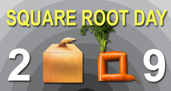 Square Root Day 2009