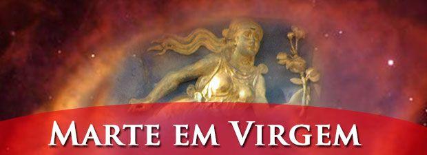 marte em virgem