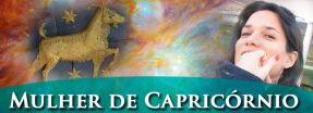 mulher de capricórnio
