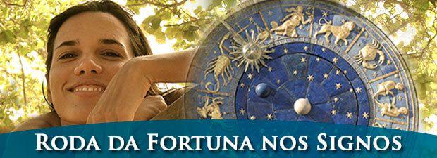roda da fortuna astrologia