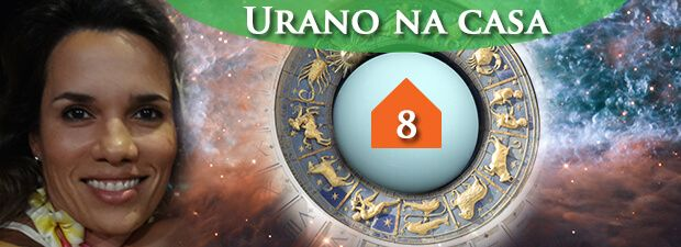 urano na casa 8