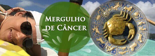 mergulho de câncer