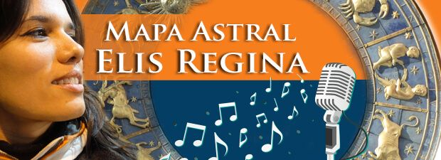 Mapa Astral Elis Regina
