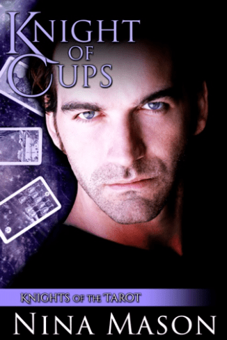 Knights of the Tarot Series, Knight of Cups Cover Photo by Nina Mason