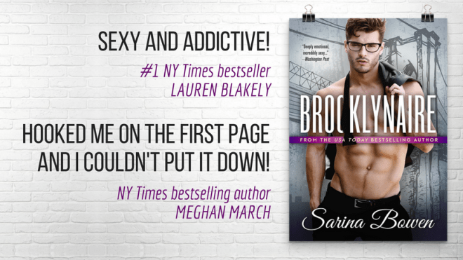 Promo banner for Brooklynaire
