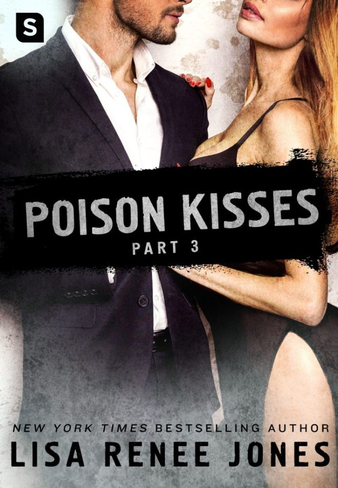 Front Cover, Poison Kisses, Book 3