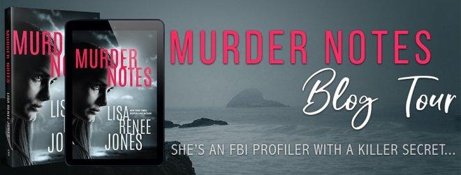 Murder Notes Blog Tour Promo
