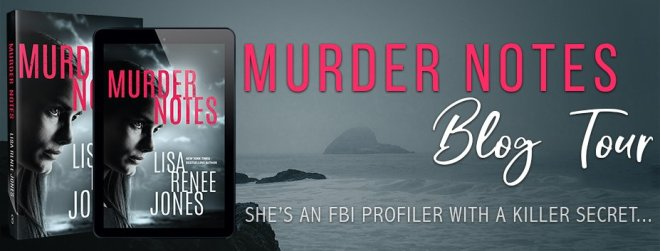 Murder Notes Blog Tour Promo
