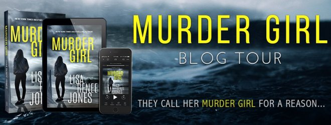 Murder Girl Tour Banner