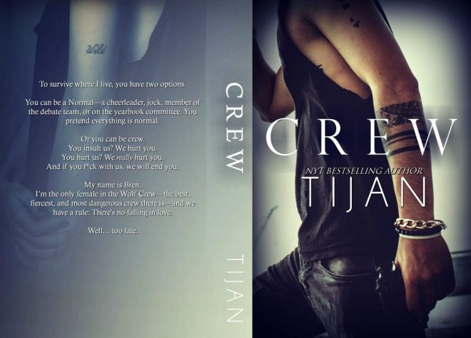 Full cover of Crew, by Tijan