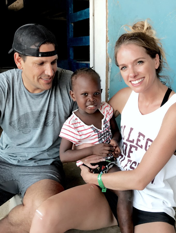 Haiti with Children First